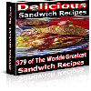 Over 300 Quick and Easy Sandwich Recipes That Sure To Satisfy Even The Hungriest Stomach